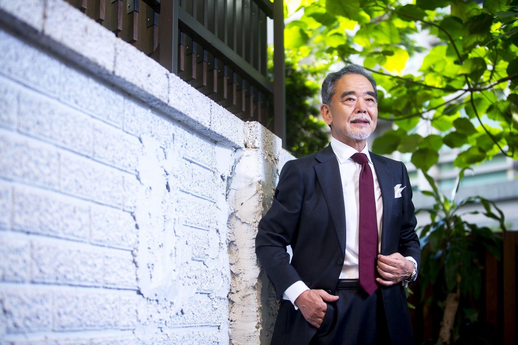專題/超過50歲讓穿搭更有意義!日本時尚爺爺的六個優雅法則