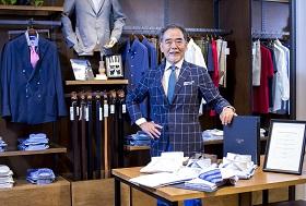65歲創業、66歲走上伸展台 鹿間時尚爺爺的熟齡幸福學