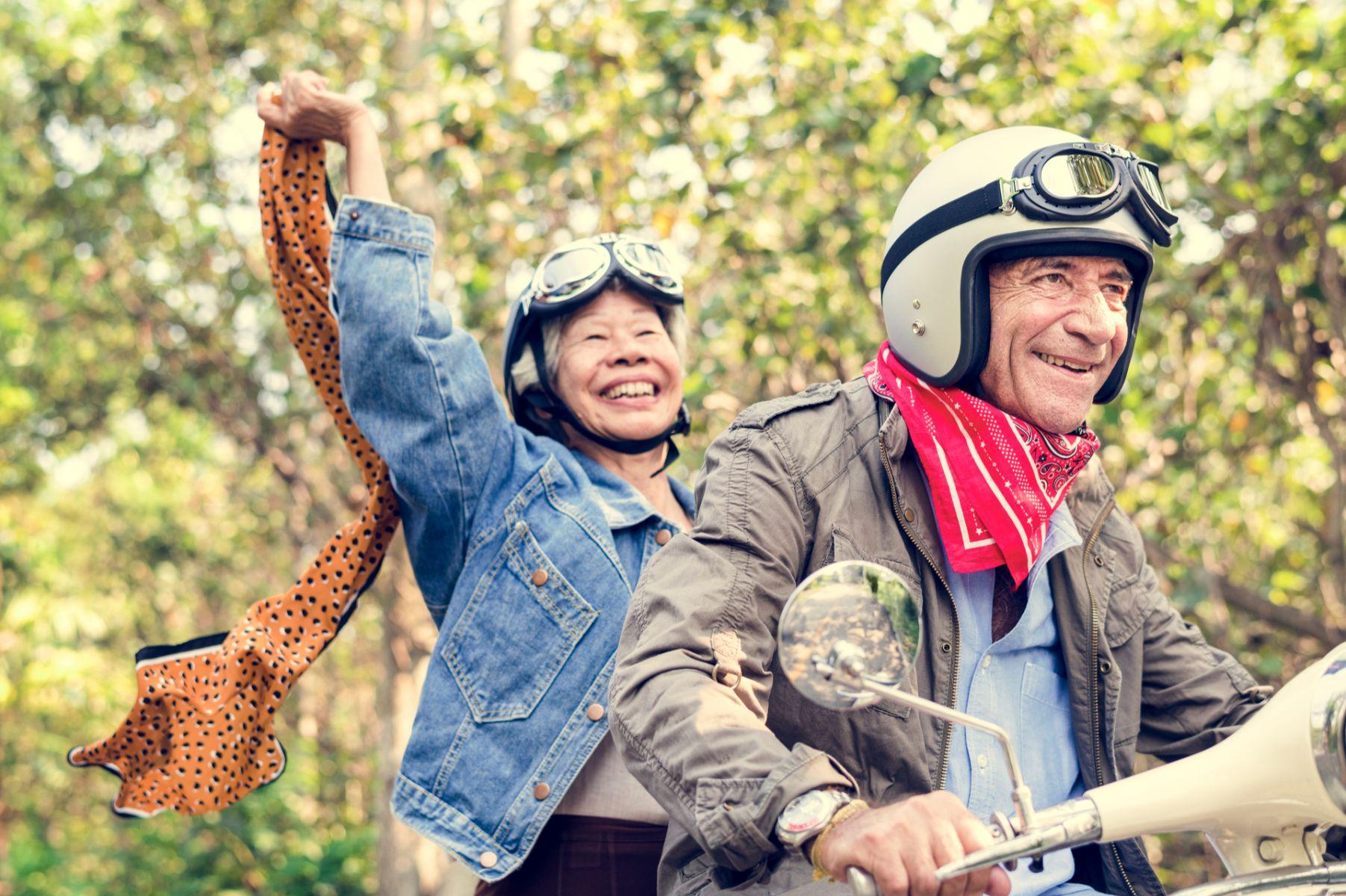 夏韻芬教你安穩理財3階段 退休避免成為下流老人
