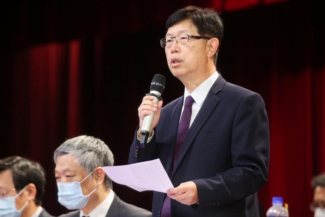 鴻海股東會》郭台銘昔承諾200元股價 劉揚偉:念茲在茲、全力達成
