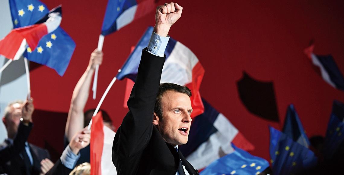 法國下月實施臉部辨識身分 馬克宏「提升行政效率」挨轟