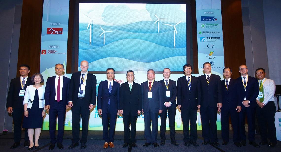 台灣轉型綠能有望?丹麥風機之父:台灣可以成為亞太地區再生能源的新標竿