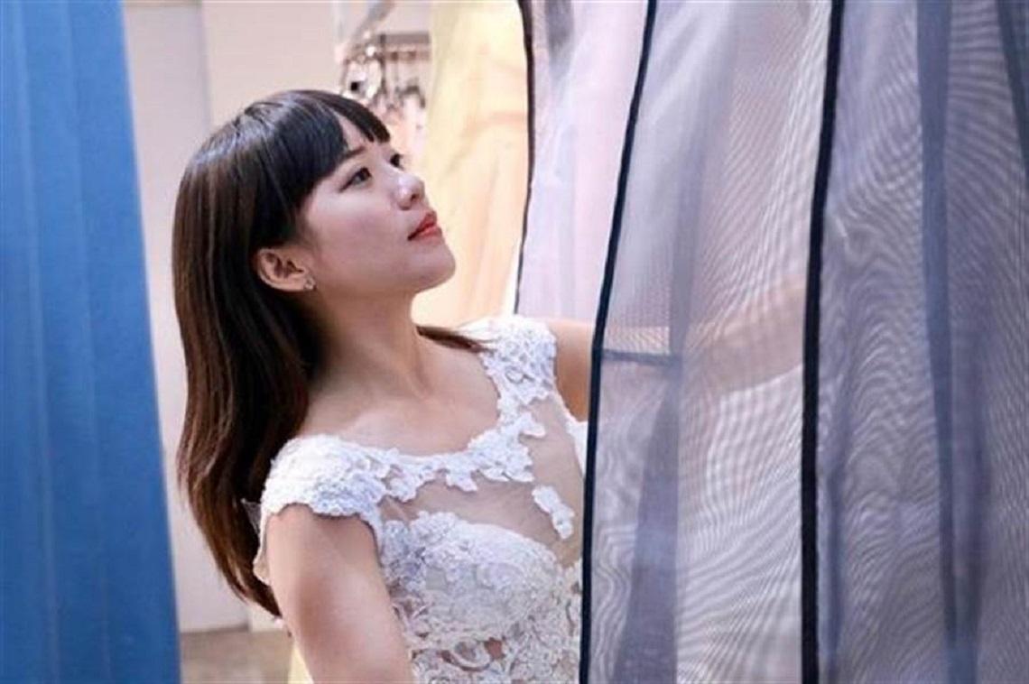 同婚元年》「白眼女神」黃捷超美婚紗照曝光 網友驚呆:要結婚了?!