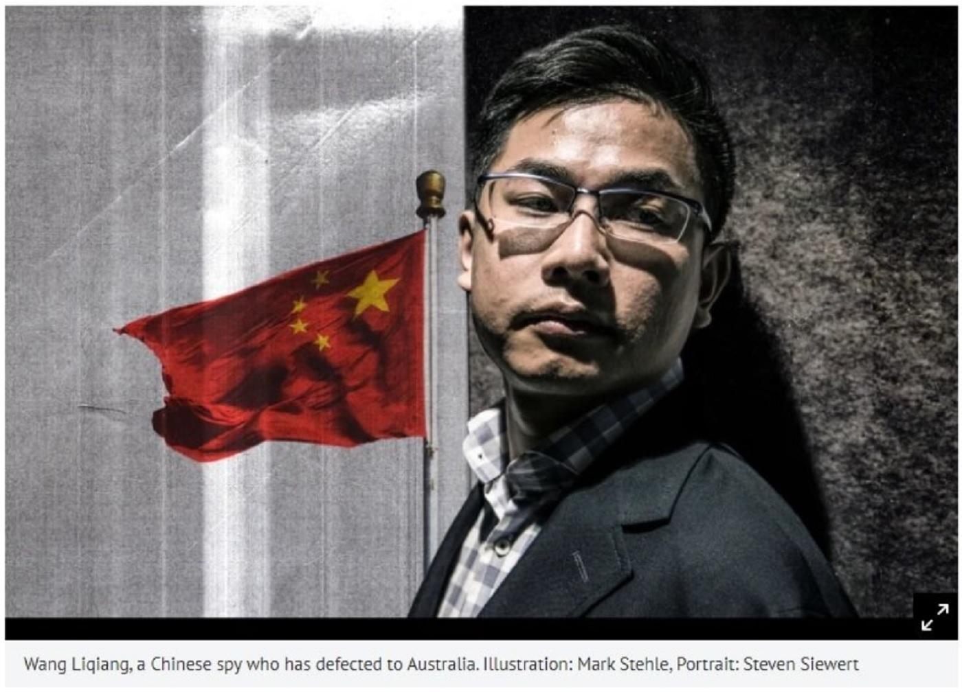 獲指示持偽造護照到台灣干涉選舉 中國間諜叛逃澳洲