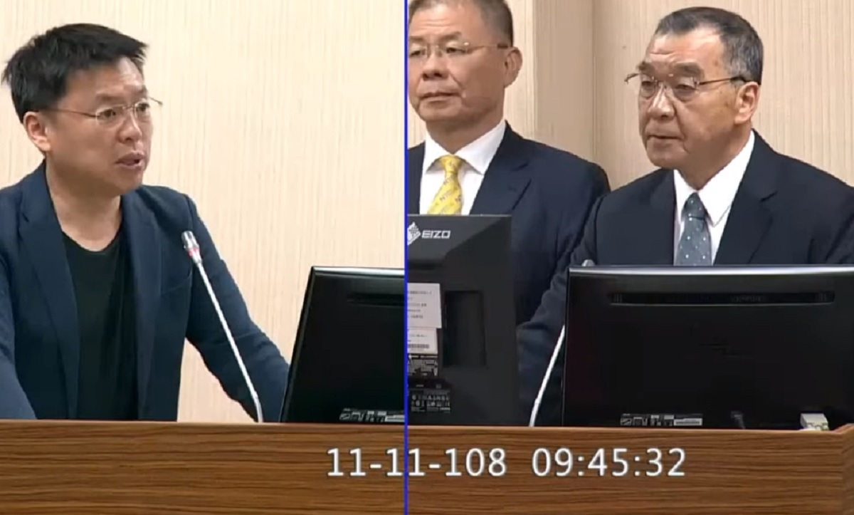 台灣約10萬人領有中國居住證 國安局長:恐影響選舉