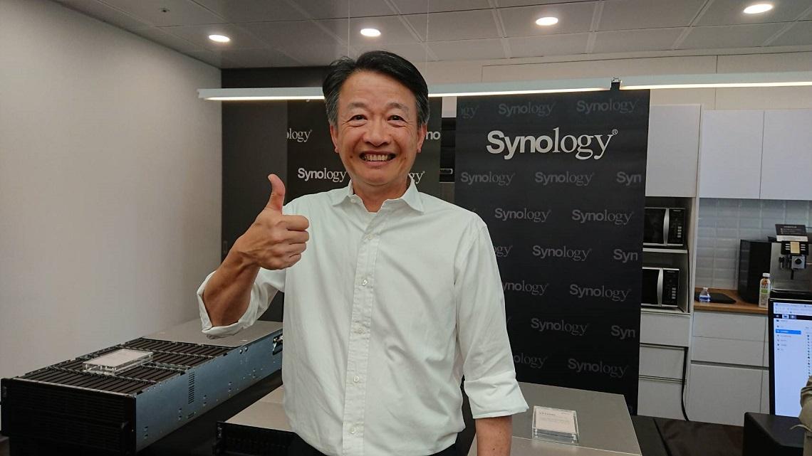 誰說小市場做不出生態系!群暉董座睽違12年重掌CEO,要拚亞洲最頂尖軟體生態圈