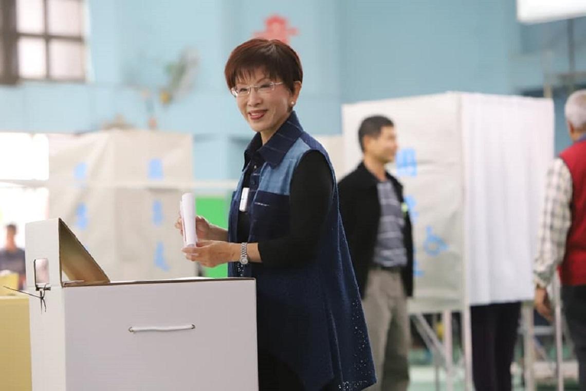 打敗柱柱姊!台南市立委選舉 民進黨全壘打6席全上