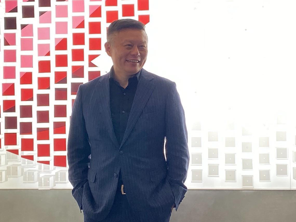 53歲金寶總經理沈軾榮以健康因素閃辭 老董許勝雄重挑大樑