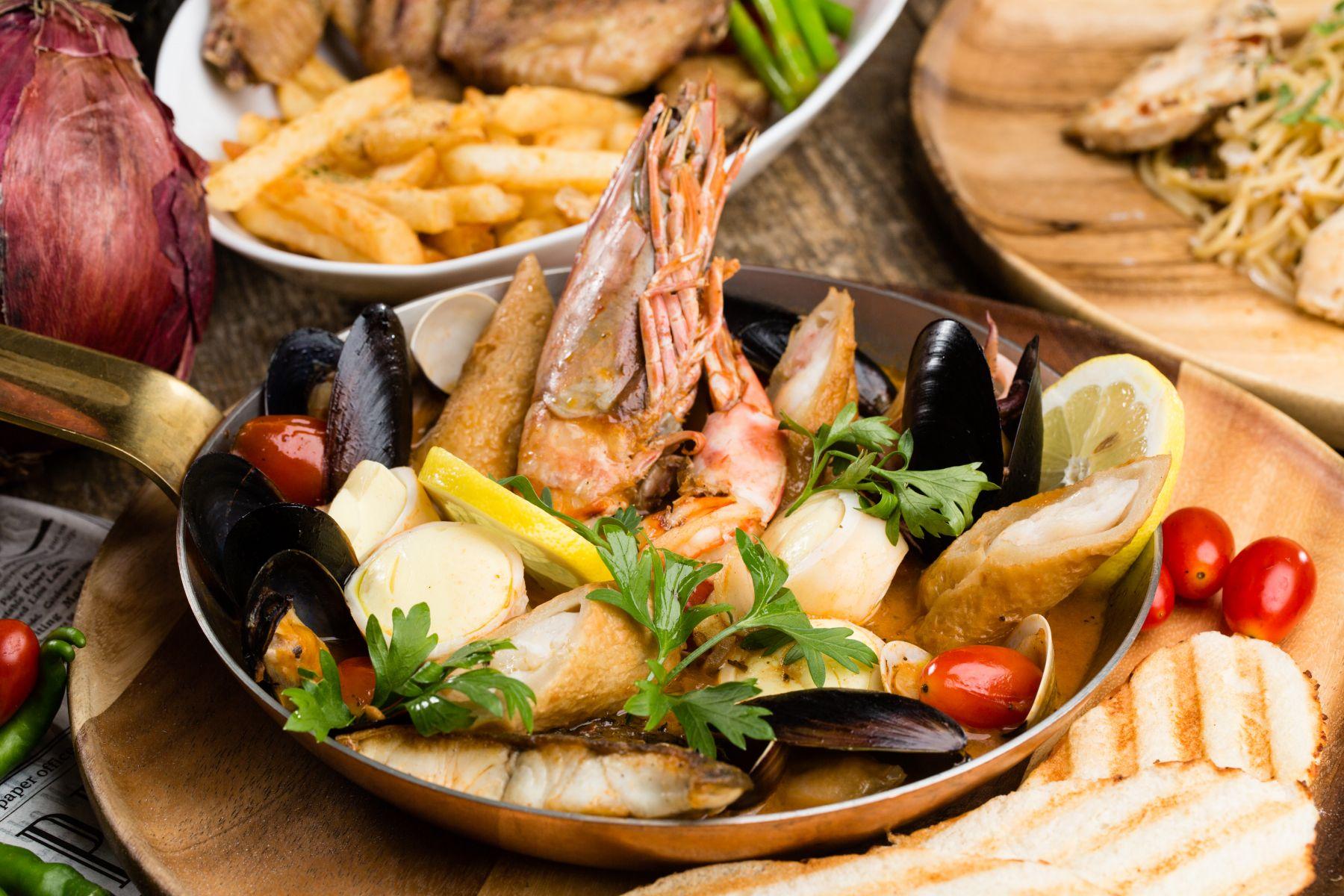 基隆本港現流魚獲組成的最強鍋物 秋冬必吃暖心漁夫鍋