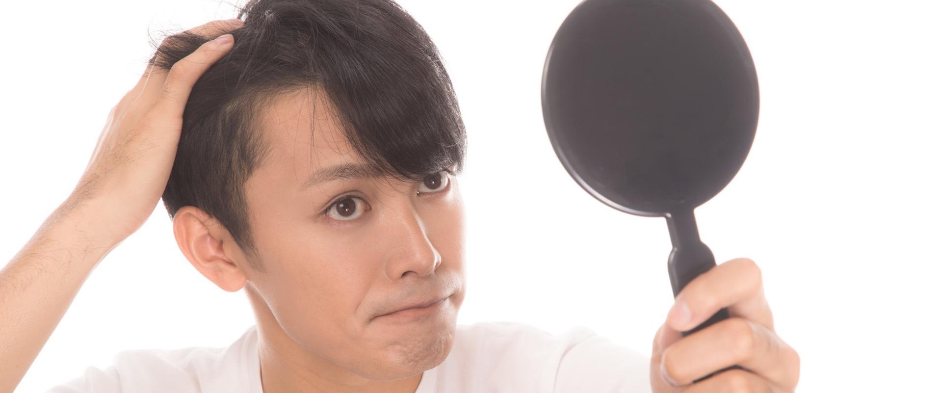 不讓掉髮破壞美麗 中醫對症挽救髮線