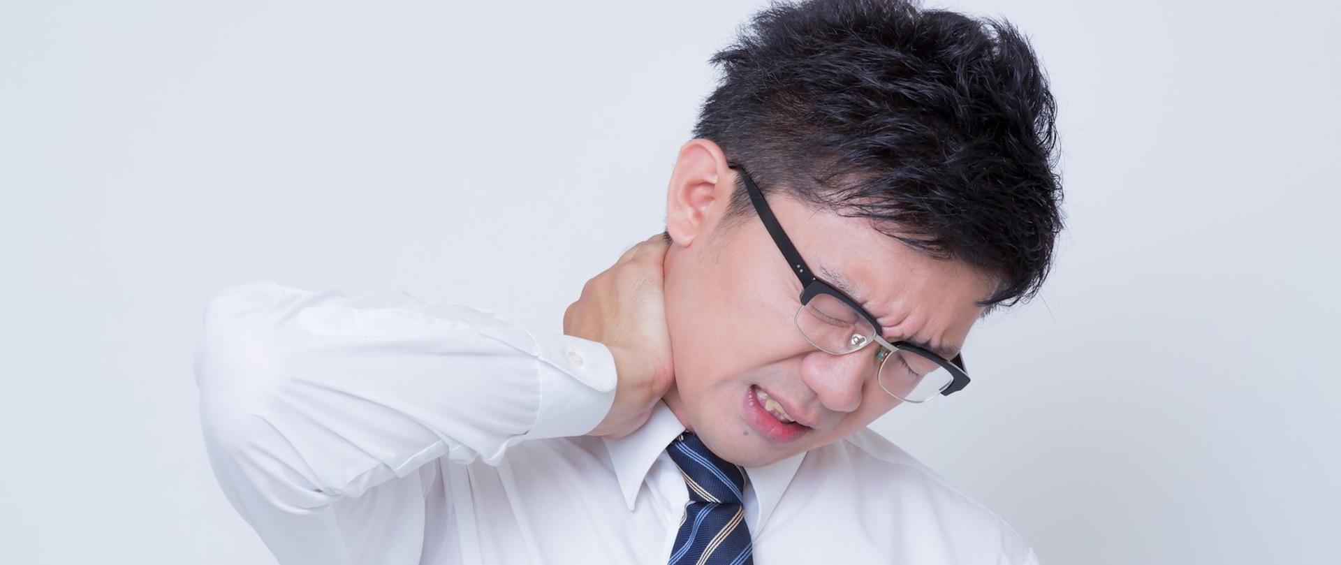 落枕沒有妥善治療 頸椎性頭痛纏身