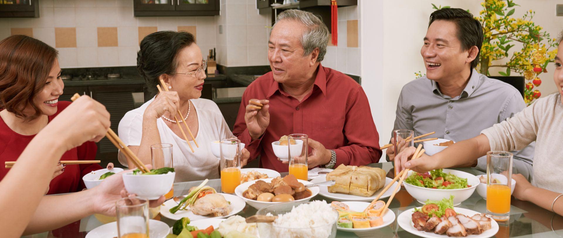 年節飲食聰明吃 掌握窈窕健康