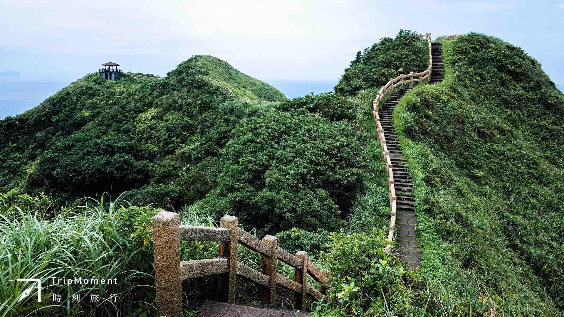 鼻頭角步道》駐足岬角 觀覽壯闊海景