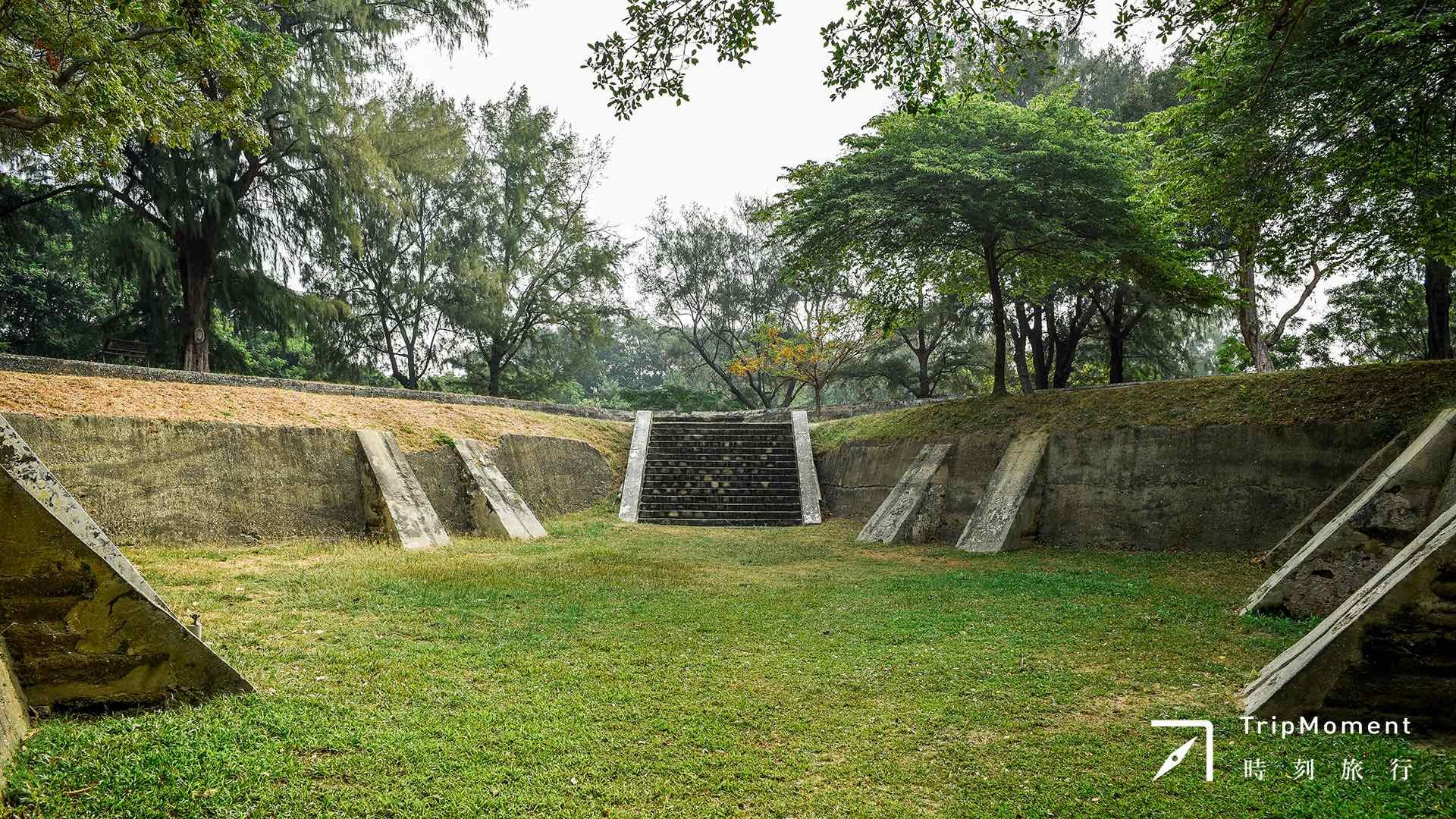 安平億載金城》在古砲台尋找歷史的足跡