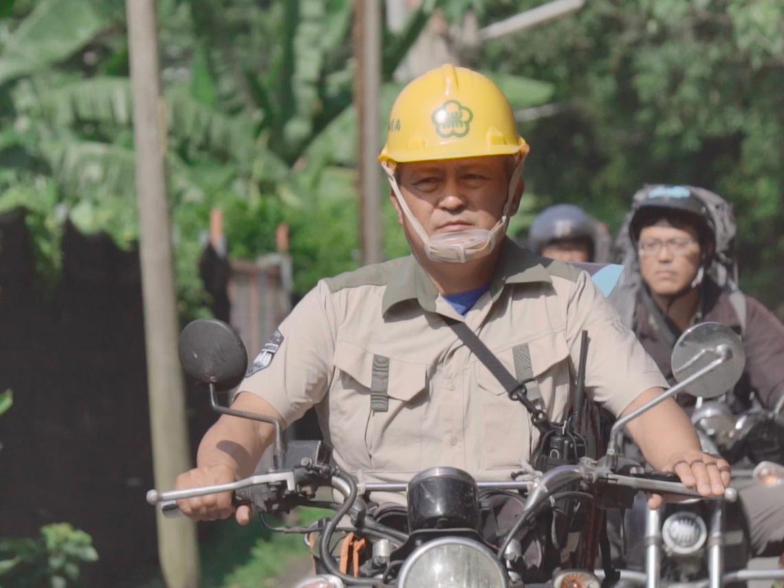 手持草刀對付山老鼠!「森林護衛隊」用生命守護台灣的山林