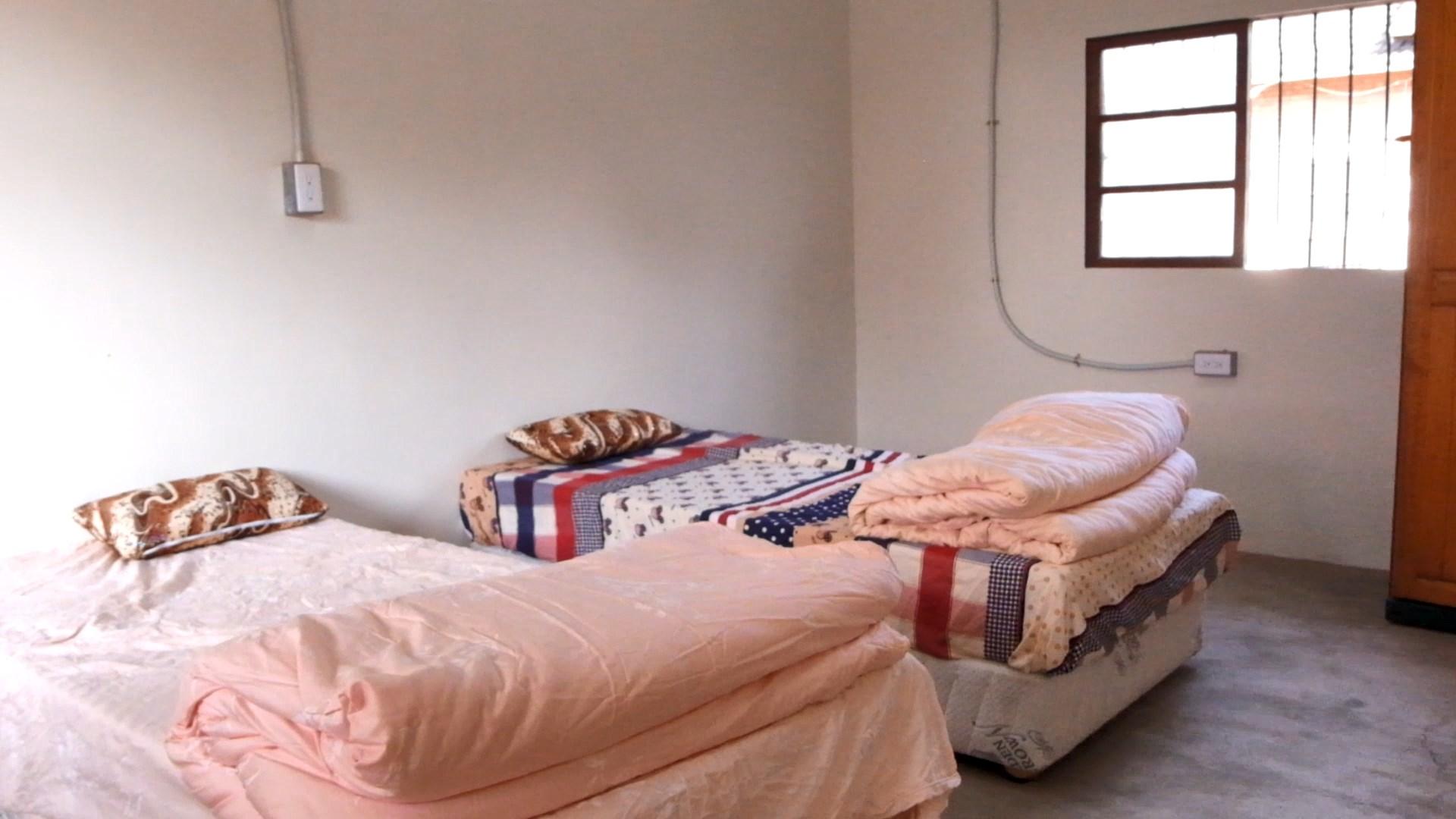 熱血工程組在短短兩天的時間,幫案主吳先生的家重新裝潢、整理。