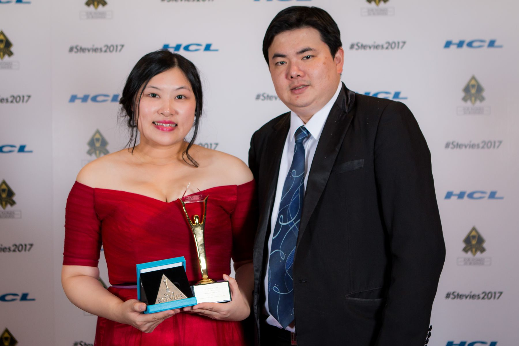 鄭惠如在2017年榮獲國際史蒂夫商業女性獎的年度傑出年輕女性創業者銀獎及年度新創事業金獎。