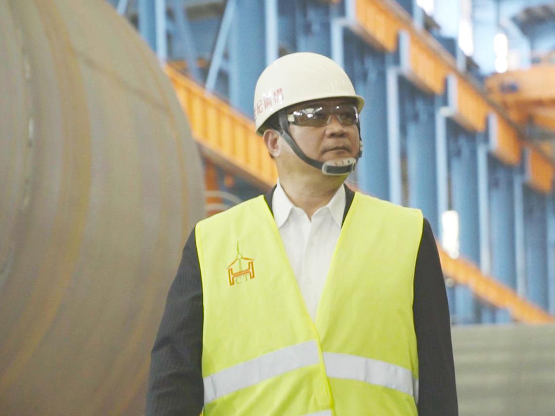 鐵窗工人的世界級計劃 ABC都不會的他打造MIT離岸風電