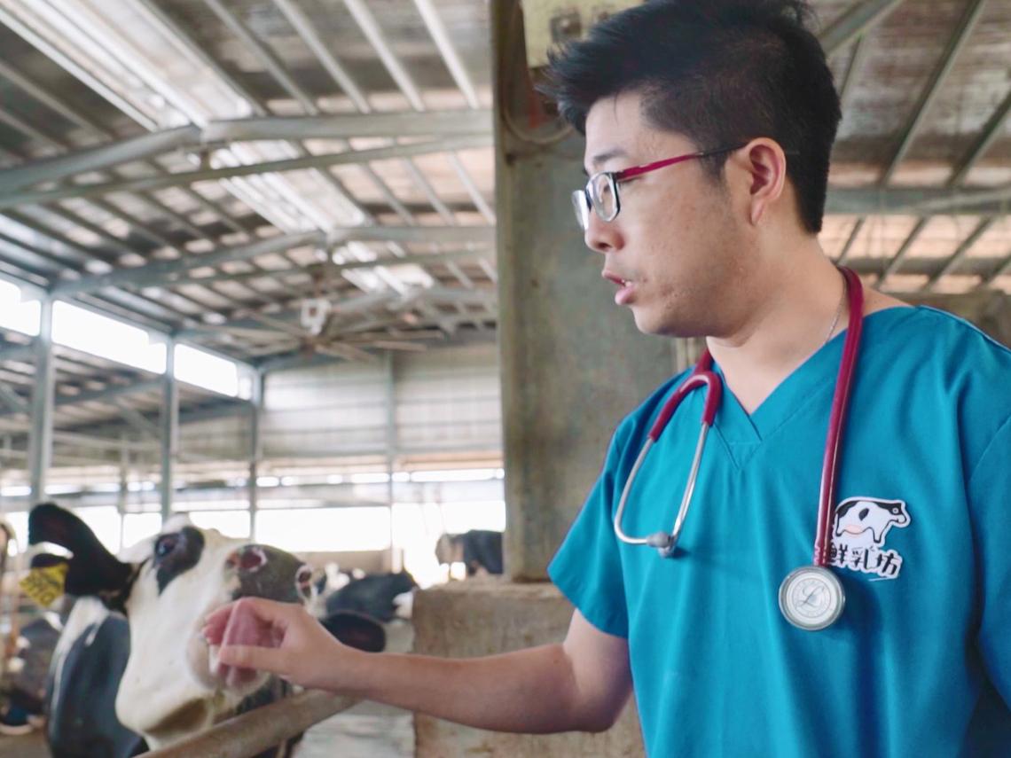 米其林亞洲首選乳品!獸醫師的「白色革命」 他為酪農打造出3億鮮奶王國-鮮乳坊