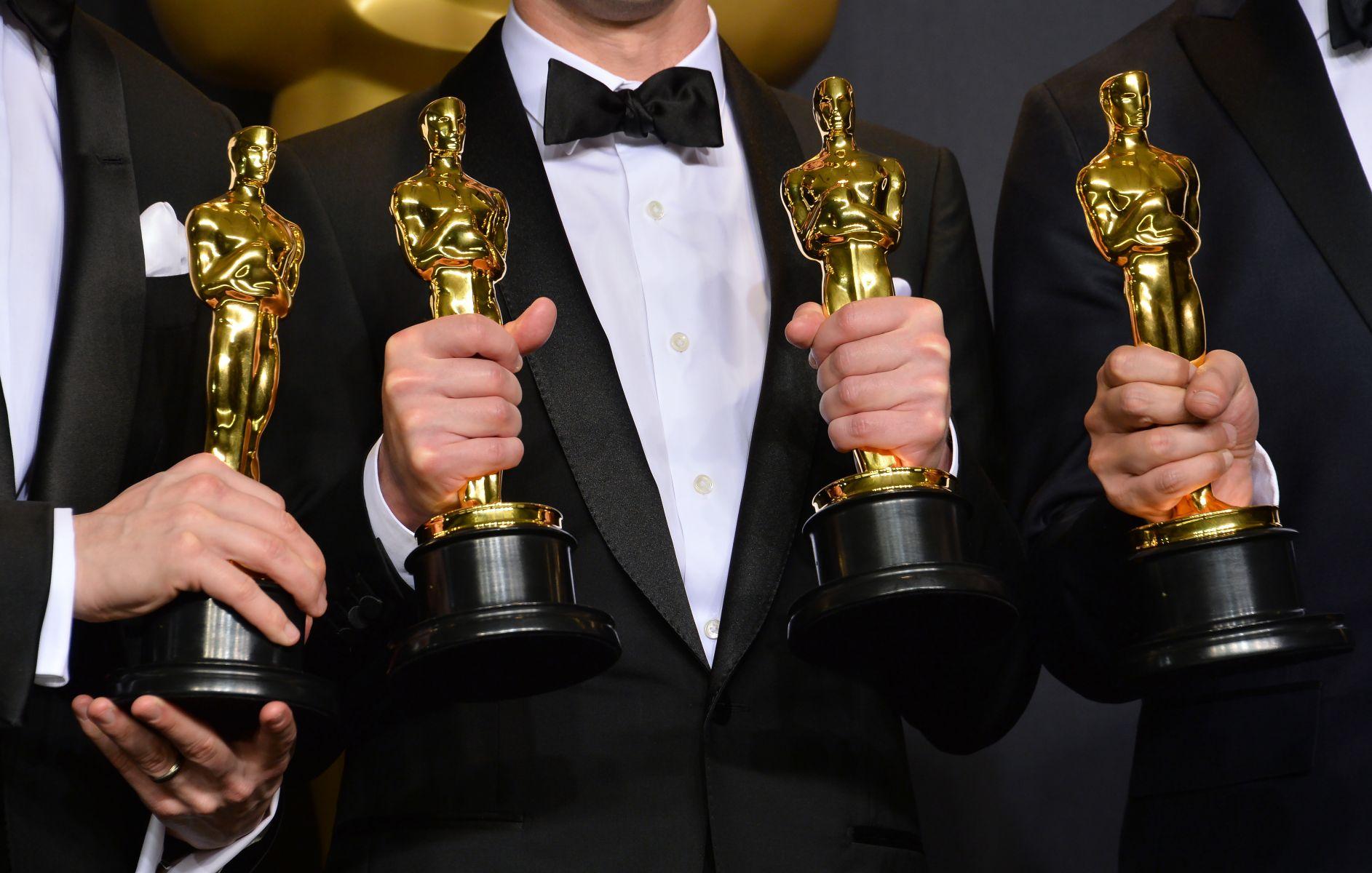 奧斯卡影帝影后出爐!完整得獎名單看這裡