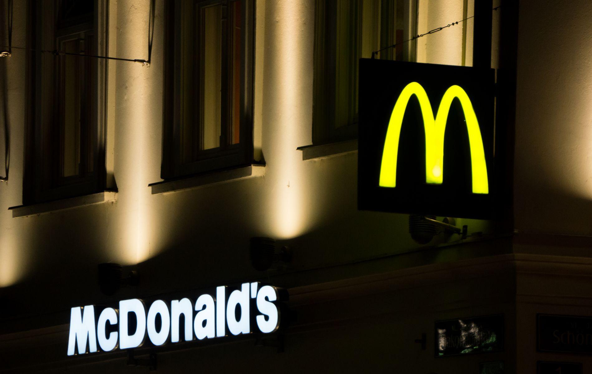 吃麥當勞不用帶現金 刷卡、3大行動支付都能用