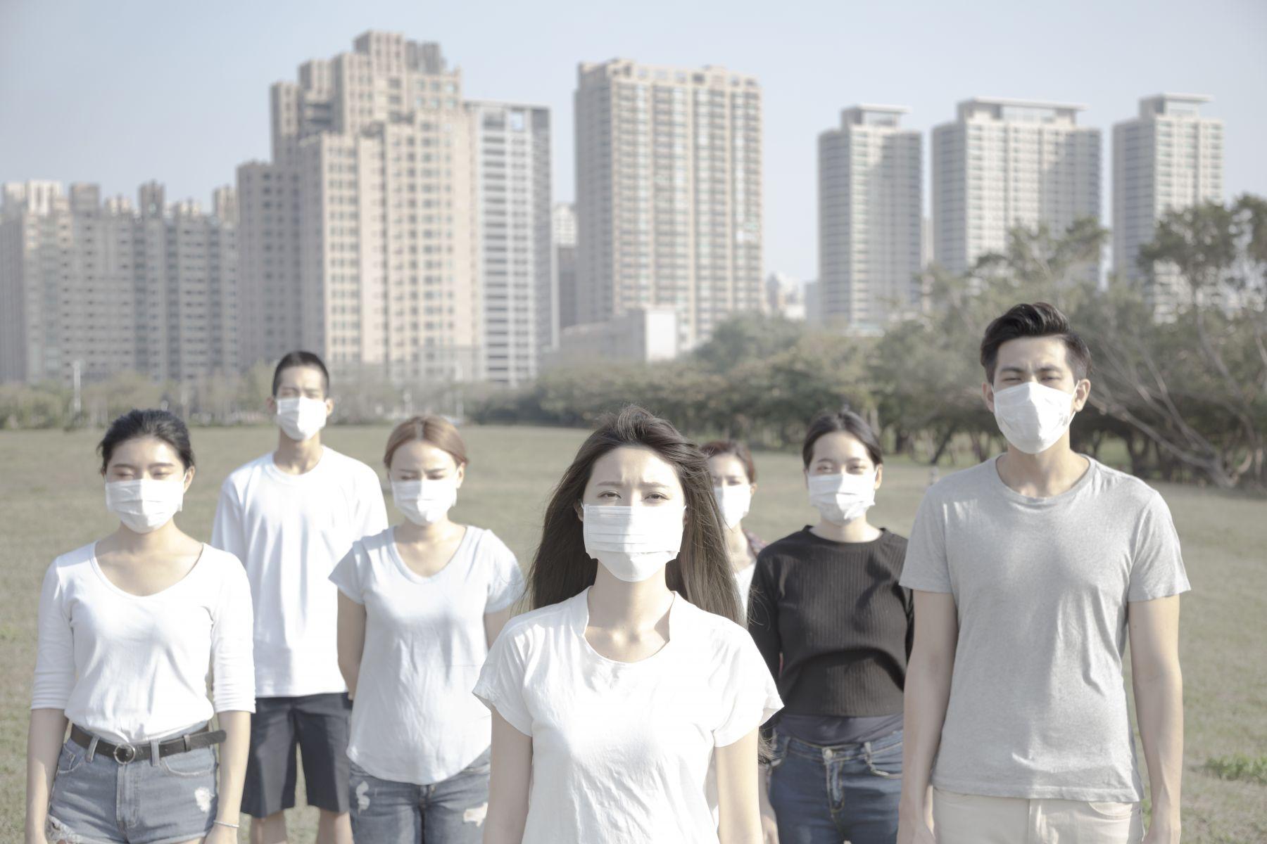 高屏空氣品質差 10地區爆「紅害」