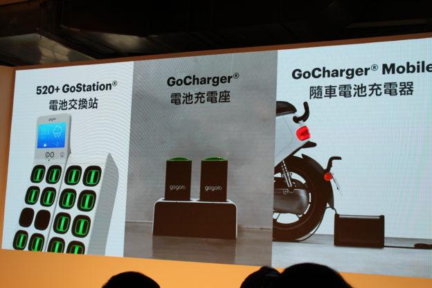 Gogoro 能源網路 2.0 計畫公開,正式進軍東部、推出 GoCharger Mobile