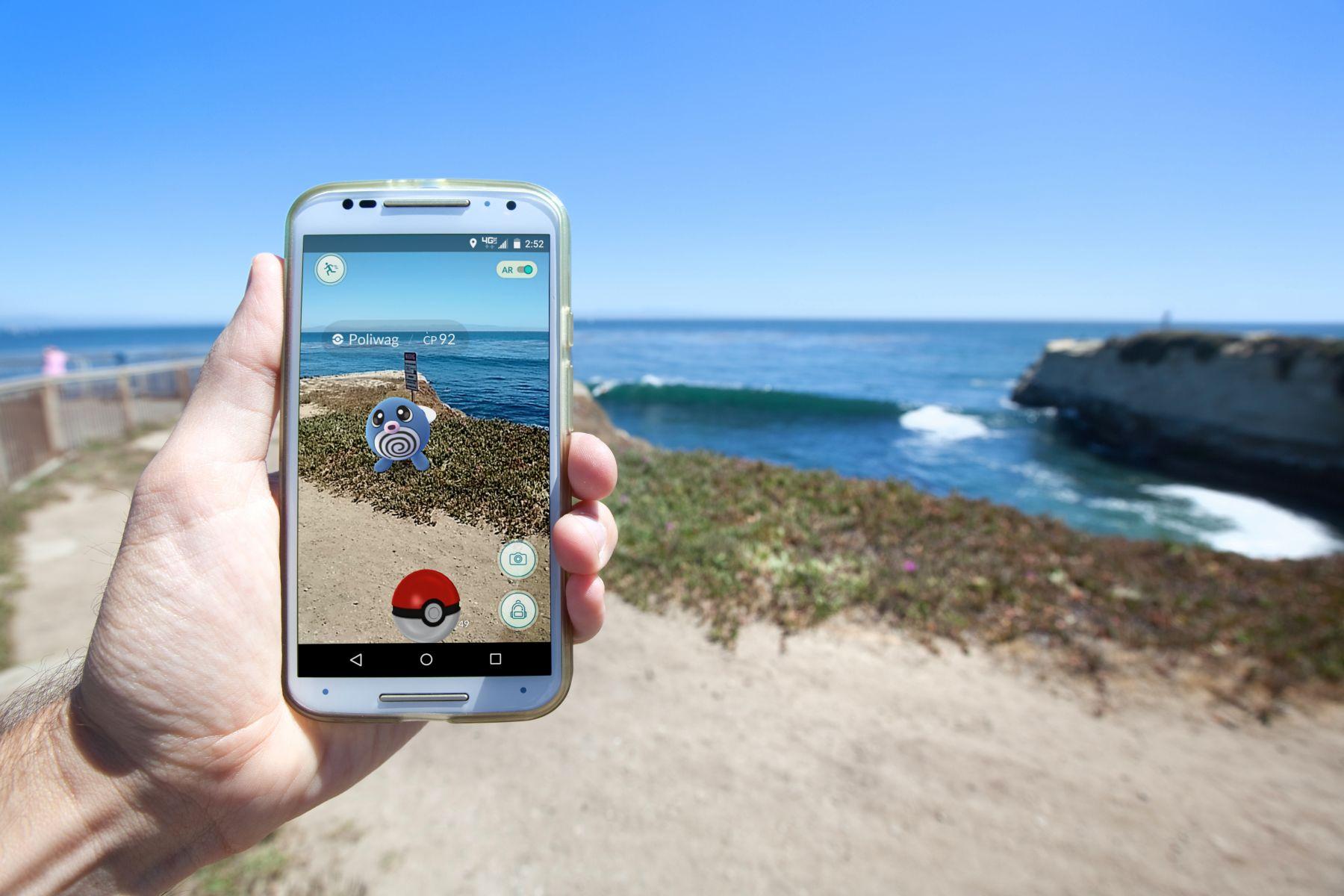 《Pokémon GO》再次挑戰實體活動!「世界地球日」號召全球玩家邊淨灘邊抓寶