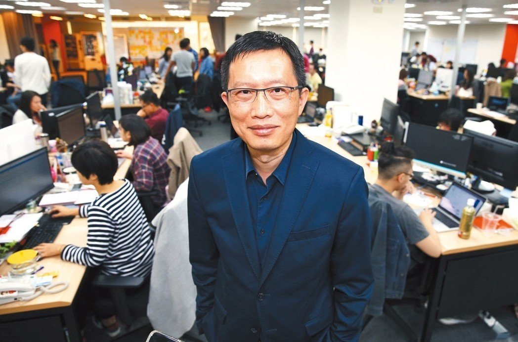 91APP董座專訪/91APP衝新經濟 助攻零售業