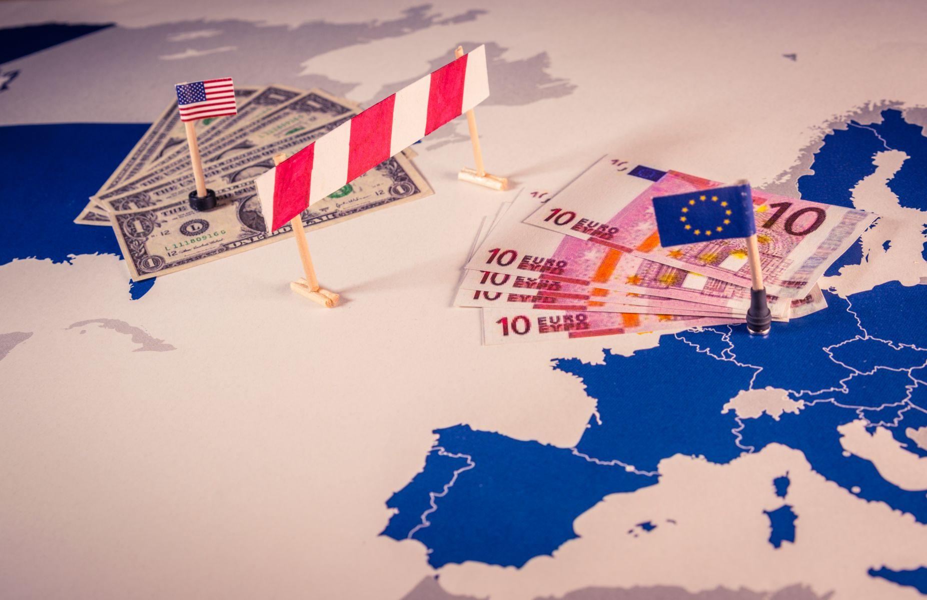 貿易戰再升溫! 歐盟實現報復關稅 川普反嗆:汽車加稅20%