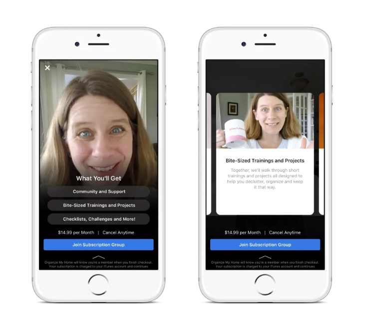 臉書訂閱制來了!社團管理員可收取「社費」提供獨家會員內容