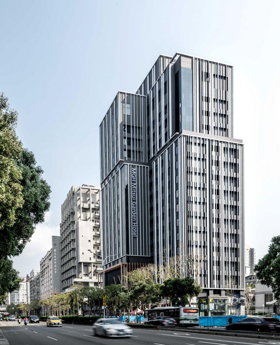 這家日系飯店把海外第一家給了台灣! 三井Hotel今起接受預訂 8月中試營運