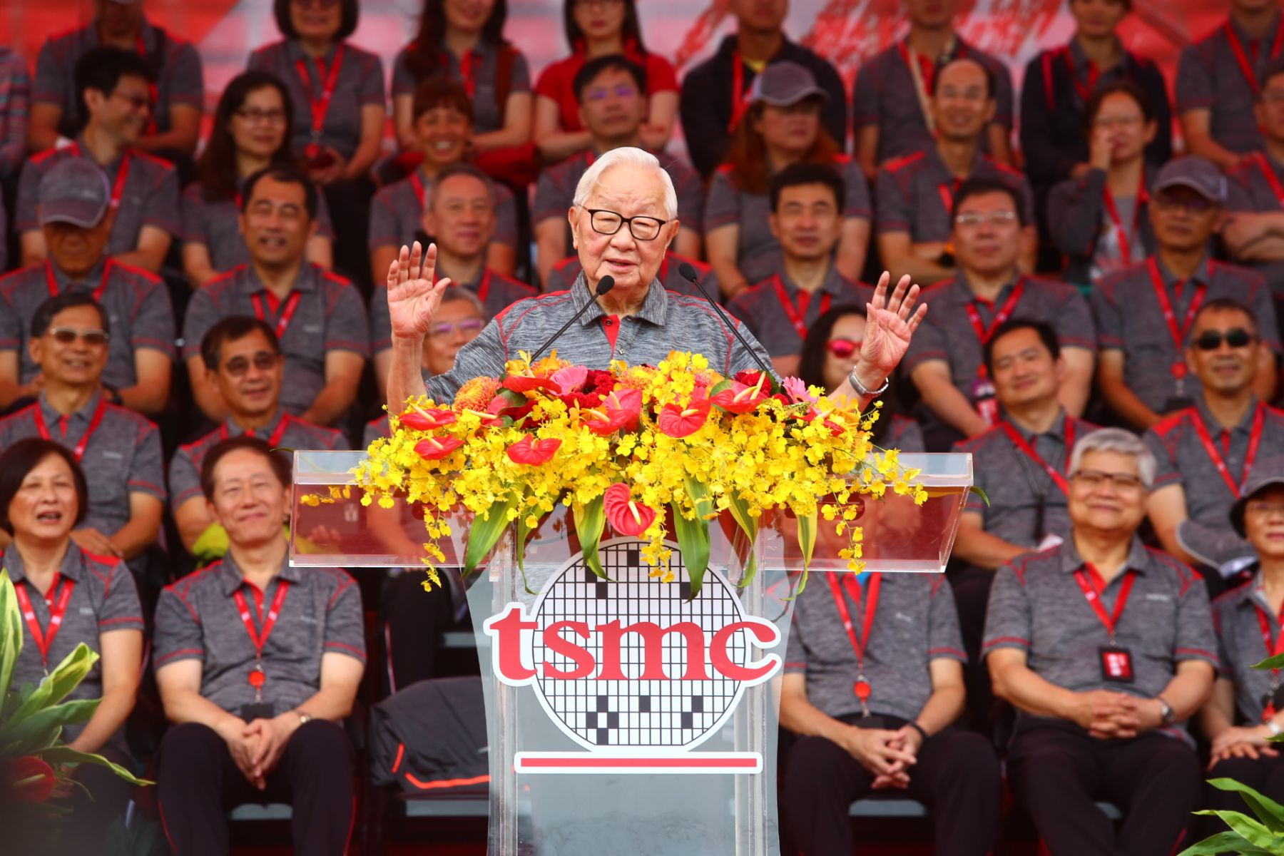 「當年華府看台灣即中國!」 前台積電法務長:15年前張忠謀就規劃赴美設廠 收購IBM晶圓廠卡這關