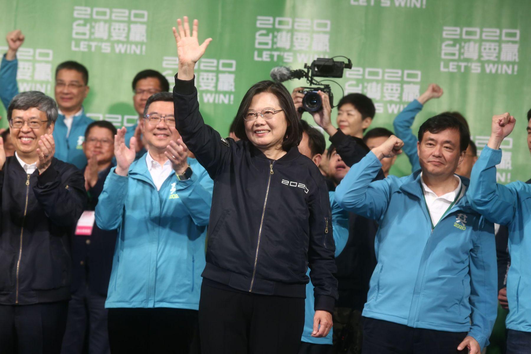 老美觀選妙喻:台灣「歐巴桑式民主」 粉碎中國歷來最大假消息攻勢
