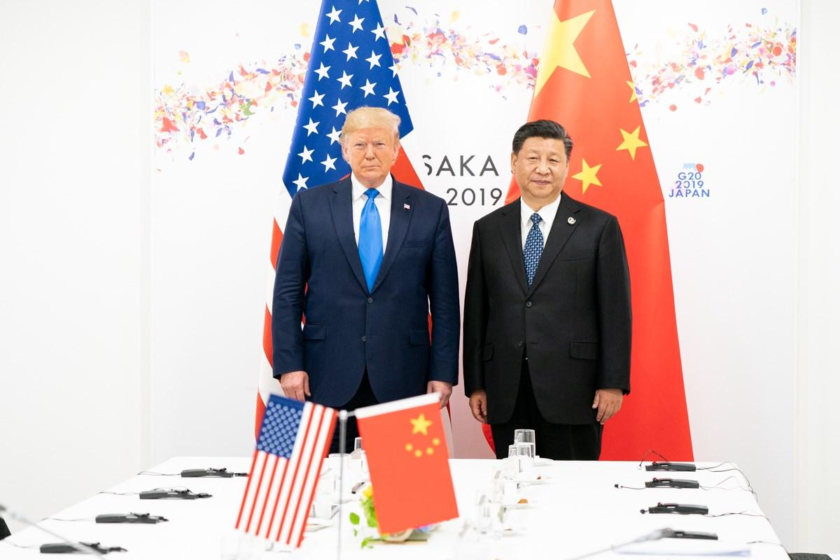 「別低估美國覺得被中國背叛的感覺!」 這位日本經濟大師觀察:以為貿易戰將落幕 你就錯了