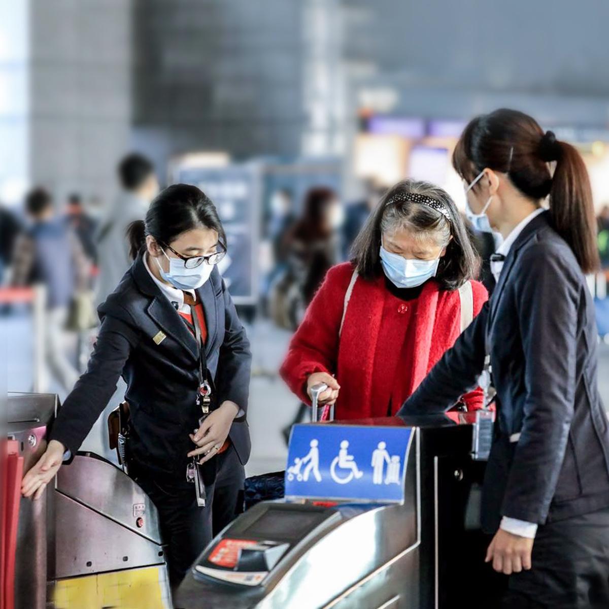 防疫再升級! 交通部晚間宣布 明起搭乘大眾運輸一律戴口罩