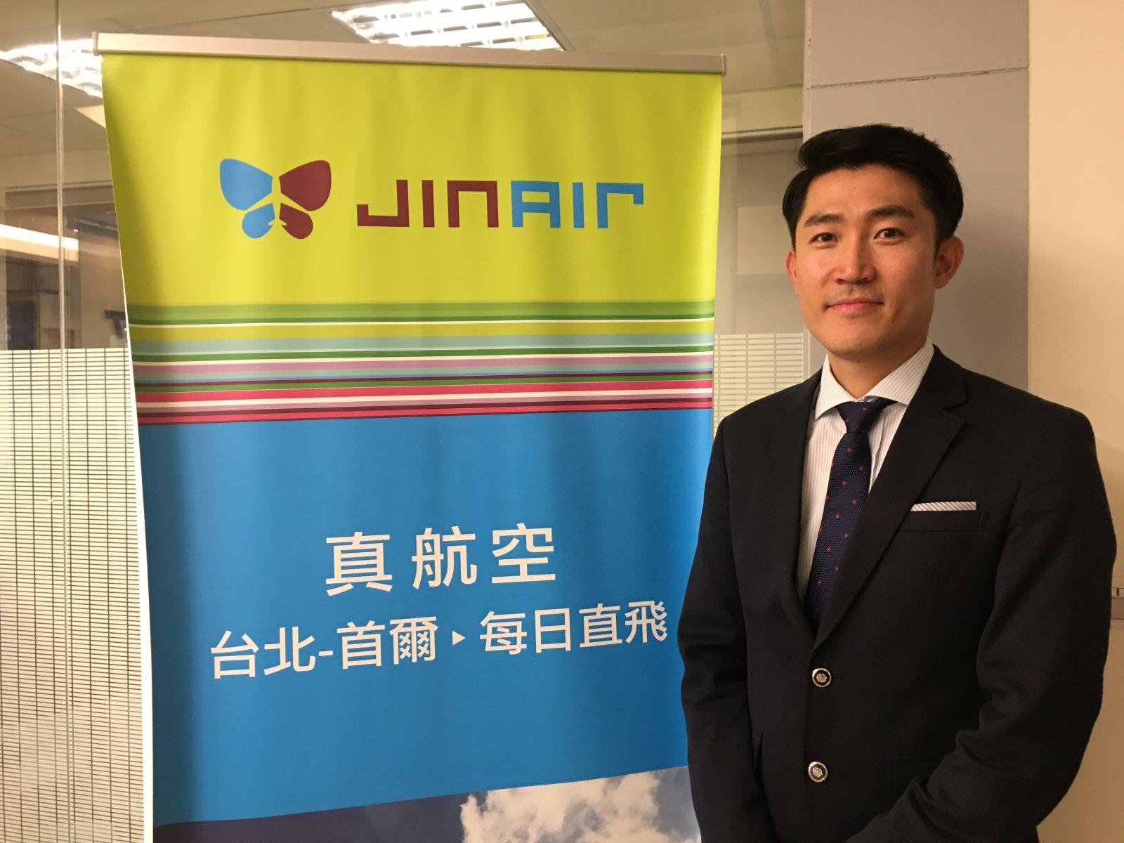 36歲韓國歐巴總經理駐台 過年沒放假反而更忙 機場就是第二個家
