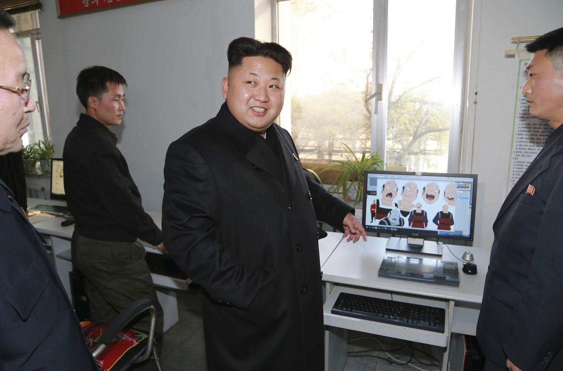 北韓與台灣另類接觸》金正恩御用製片廠 差點幫我國代工動畫片