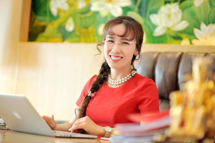 這家越南廉航市值是華航兩倍! 女創辦人身家700億台幣 也是東南亞首位女性億萬富豪 她怎麼辦到的?