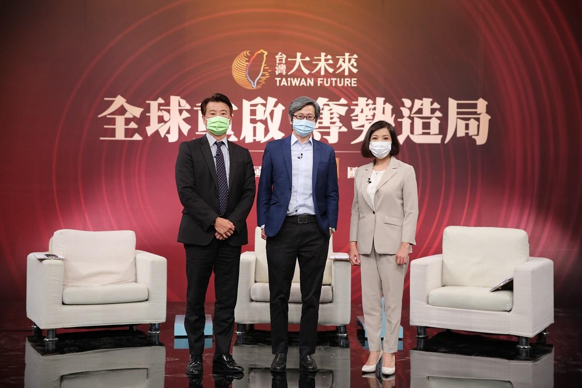 台灣大未來》中小企業老闆最煩惱什麼? 接班交棒只能交給兒子? 三位國內外專家這樣看