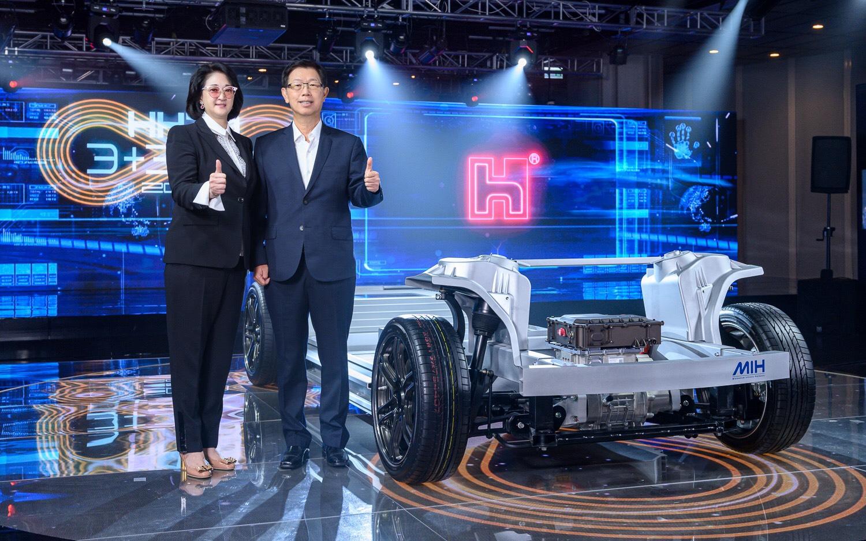 鴻海攜手裕隆強攻電動車! 2年後首亮相、拼全球10%市佔 「台灣做電動車的時候到了」