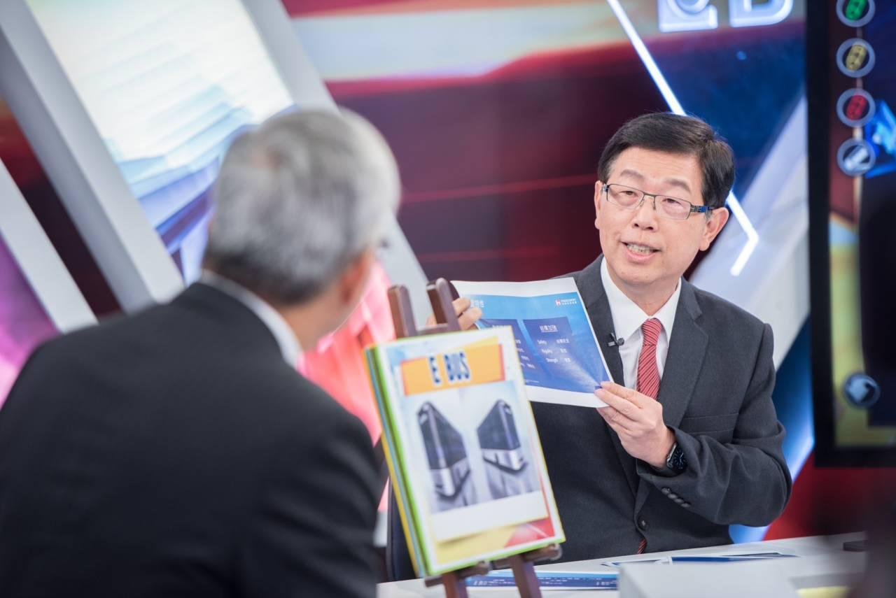 「為了台灣下一代,絕對不能侷限代工思維!」 為何鴻海要做電動車? 劉揚偉提這4個原因