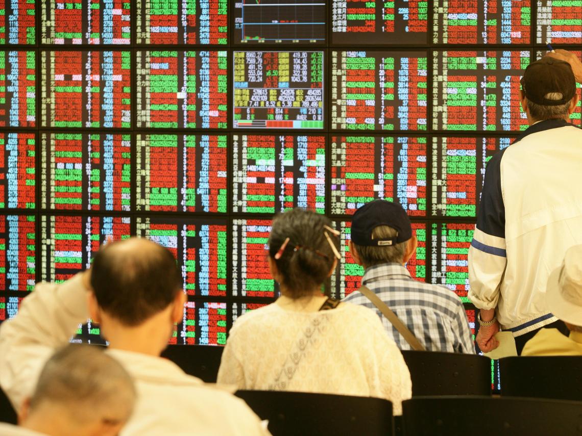美股上週亮麗、就業數據優於預期 台股有望跌深反彈