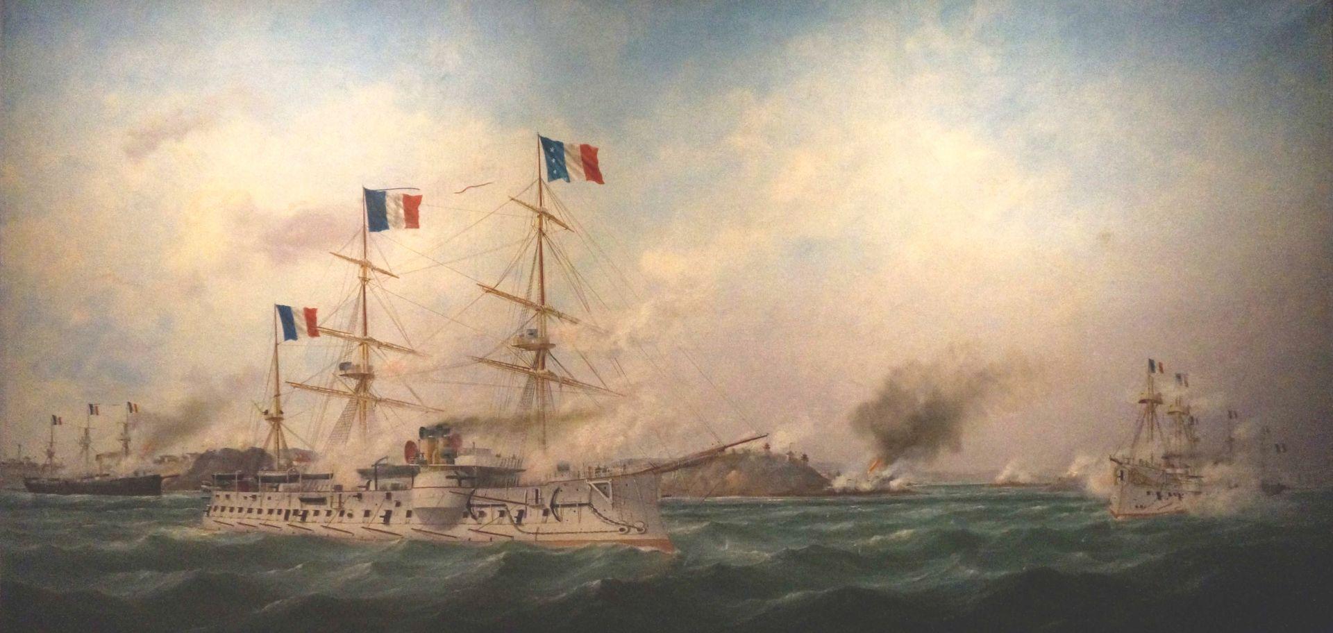 這場瘟疫救了台灣! 讓寶島沒變成法國殖民地