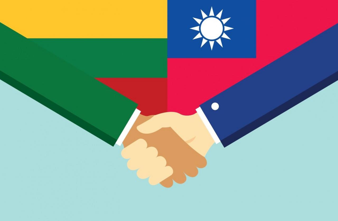你怎能不愛立陶宛? 區區280萬人小國 為台灣頂住中國壓力 原來北京超care是擔心「這檔事」!