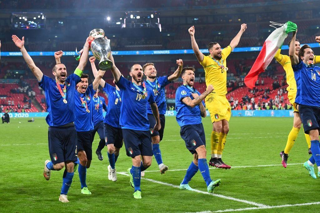 95歲英國女王的眼淚! 義大利53年來首度歐洲盃奪冠 為何經濟效益上看1300億台幣?