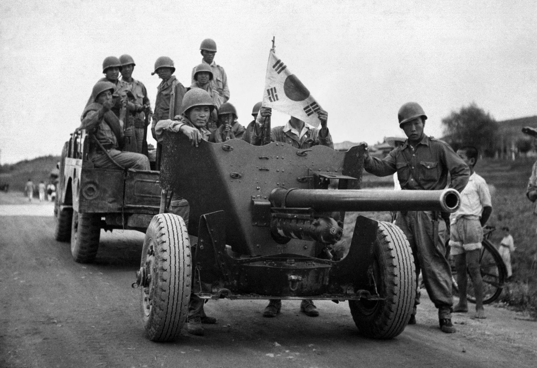 「美國放話不惜動武 是避免台海戰火最佳選項」 為何前白宮高官這麼說? 要從72年前這危機說起