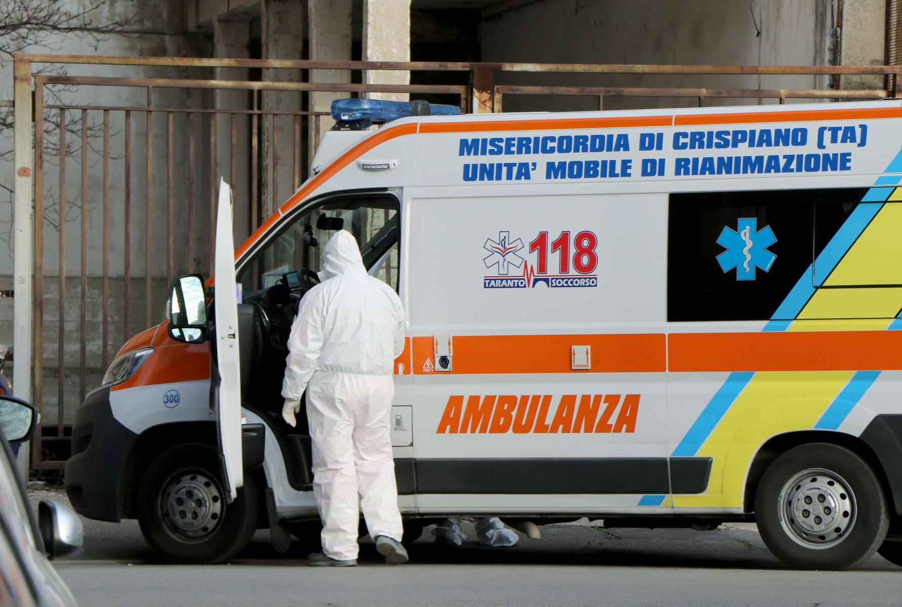 「我從未看過這麼多人同時死去」 義大利醫護:我們能給大家最寶貴教訓 就是這件事