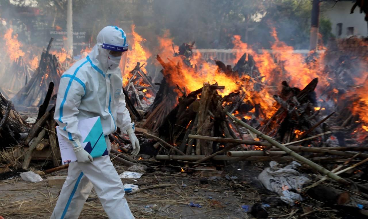 印度染疫單日死亡直逼4100人新高! 不只台積電、宏碁捐助製氧機  「這上櫃公司」也出手奧援