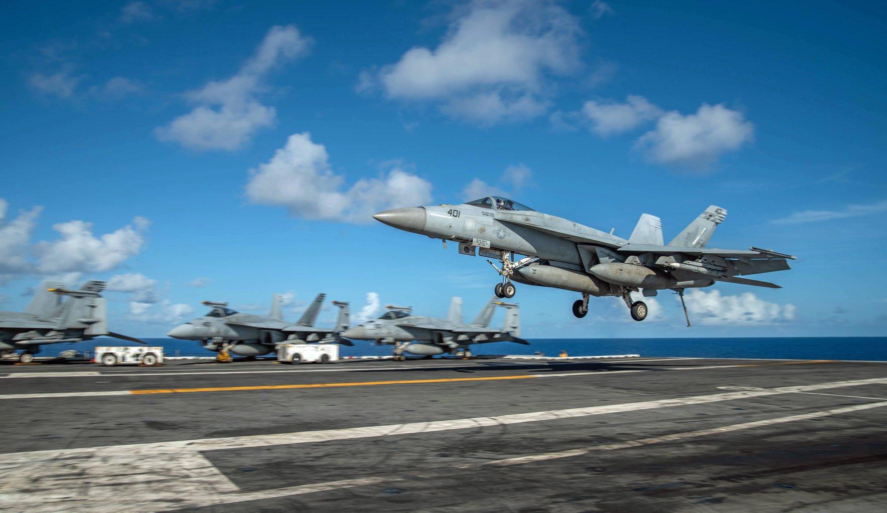為何中共軍機罕見8次擾台後 美軍機連11天「繞台」? 原來華府反制北京這麼做